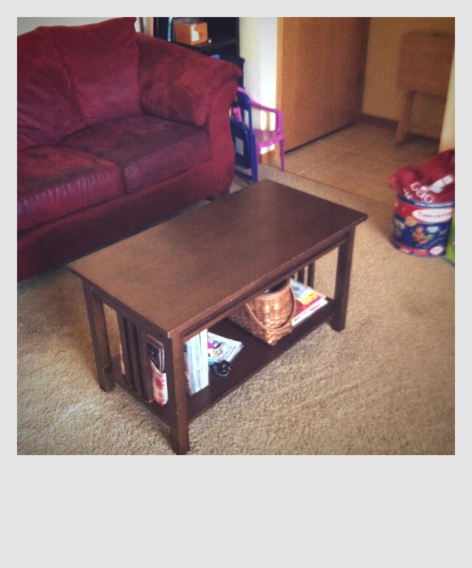How To Turn Your Coffee Table Into A Dumbbell Bench